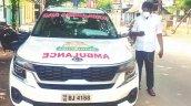 Kia Seltos Ambulance 1