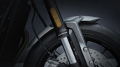2021 Triumph Speed Twin Forks