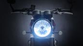 2021 Triumph Speed Twin Headlight
