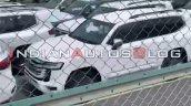 Side Fascia Of 2021 Toyota Land Cruiser