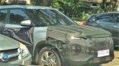 Hyundai Creta Test Mule Front Three Quarters