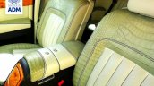Rolls Royce Phantom Confiscated Illegal Leather Fr