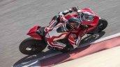 Ducati Panigale V4 Action Shot