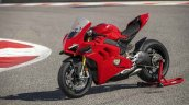 Ducati Panigale V4 On Track