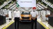 Skoda Kushaq Production Commences 2