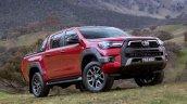 Toyota Hilux Front Quarter 4