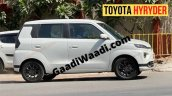 Toyota Hyryder Wagon R Electric Side Profile Image