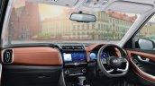 Hyundai Alcazar Official Image Interior Dashboard