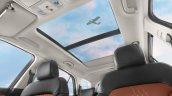 Hyundai Alcazar Official Image Interior Sunroof