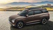 Hyundai Alcazar Official Image Side Profile 1