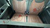 Hyundai Alcazar Third Row Seats