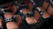 Hyundai Alcazar Rear Legroom Images 1