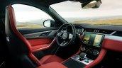 Jaguar F Pace 2021 Interior