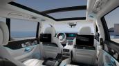 Mercedes Maybach Gls 600 Interior 2