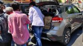 Nissan Owners Food Drive 1