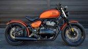 Royal Enfield Custom Bobber 650 Side