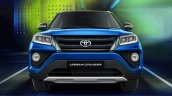 Toyota Urban Cruiser Front Fascia