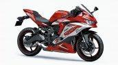 2022 Kawasaki Ninja Zx 25r Red