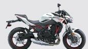 2022 Kawasaki Z650 Red Right