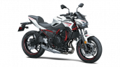 2022 Kawasaki Z650 White