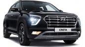 Hyundai Creta Front Side Look