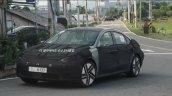 Hyundai Ioniq 6 Spied Front Quarter 2
