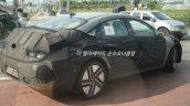 Hyundai Ioniq 6 Spied Rear Quarter