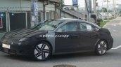Hyundai Ioniq 6 Spied Side Profile