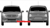 Next Gen Maruti Suzuki Celerio Patent Images 2
