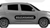Next Gen Maruti Suzuki Celerio Patent Images