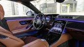 2021 Mercedes Benz S Class Dashboard