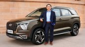 Hyundai Alcazar Launched