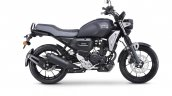 Yamaha Fz X Matt Black