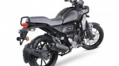 Yamaha Fz X Matt Black Rear Right