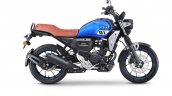 Yamaha Fz X Metallic Blue