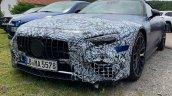 2022 Mercedes Benz Sl Amg Front 3 Quarters