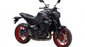 2021 Yamaha Mt 09 Grey Red Front Right