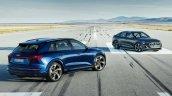 Audi E Tron And E Tron Sportback