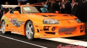 Toyota Supra Fast And Furious Auction