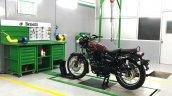Benelli Imperiale 400 At Service Centre
