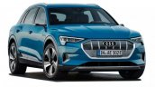 Front Side Look Of Audi E Tron