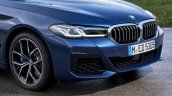 Bmw 5 Series Facelift Face