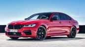 2021 Bmw M5 Competition Front Left