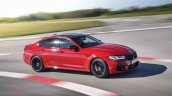 2021 Bmw M5 Competition Front Right Action