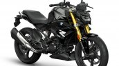 New Bmw G 310 R Cosmic Black Front Right