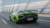 Lamborghini Aventador Svj Rear Left