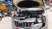 New Mahindra Xuv700 Spy Shot Engine Bay