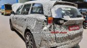 New Mahindra Xuv700 Spy Shot Rear Left