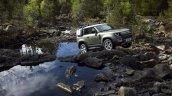 Land Rover Defender 90 Forest
