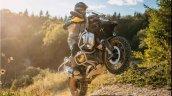2021 Bmw R 1250 Gs Wheelie In Dirt